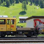 Schweizer-Eisenbahnen - Tm 2/2 * 96
