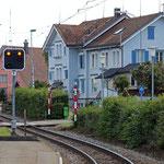 Schweizer Eisenbahnen - Bahnhof Zweibrücken