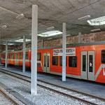 Schweizer-Eisenbahnen Bahnhof Ponte Tresa