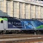 Schweizer-Eisenbahnen - Re 485 / 014