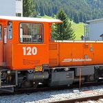 Schweizer-Eisenbahnen - Tm 2/2 * 120