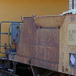 Schweizer-Eisenbahnen RhB Güterwagen Xc - 9425
