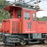 Schweizer-Eisenbahnen - Tem II * 291