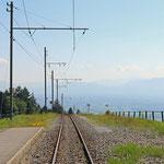 Schweizer-Eisenbahnen - Bahnhof Kreuzstrasse