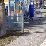 Schweizer-Eisenbahnen - Bahnhof Bottighofen
