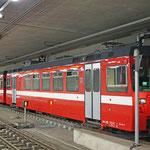 Schweizer-Eisenbahnen - Bahnhof Nyon