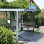 Schweizer-Eisenbahnen - Bahnhof Sandbüchel
