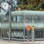 Schweizer-Eisenbahnen - Bahnhof Berg TG