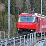 Schweizer-Eisenbahnen - Ge 4/4 III * 645