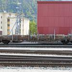 Schweizer-Eisenbahnen RhB Güterwagen Re-w - 8246
