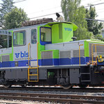 Schweizer-Eisenbahnen - Tm 235 / 092