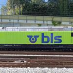 Schweizer-Eisenbahnen - Re465 / 011