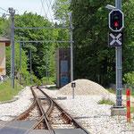 Schweizer-Eisenbahnen Bahnhof St. Cerque