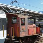 Schweizer-Eisenbahnen - Te III * 157