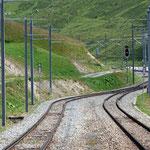 Schweizer-Eisenbahnen Bahnhof Nätschen
