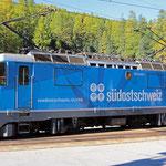 Schweizer-Eisenbahnen - Ge 4/4 II * 619