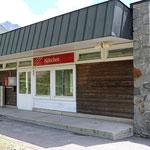 Schweizer-Eisenbahnen - Bahnhof Nätschen