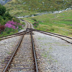 Schweizer-Eisenbahnen Bahnhof Tiefenbach