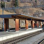 Schweizer-Eisenbahnen Bahnhof Filisur