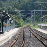 Schweizer-Eisenbahnen Bahnhof Capella Agnuzzo