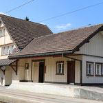 Schweizer-Eisenbahnen - Bahnhof Weissbad