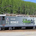 Schweizer-Eisenbahnen - Ge 4/4 II * 616