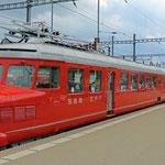Schweizer-Eisenbahnen - RAe 4/8 * 1021
