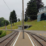 Schweizer-Eisenbahnen Bahnhof Vögelinsegg