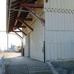 Schweizer-Eisenbahnen Bahnhof Güttingen