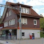 Schweizer-Eisenbahnen - Bahnhof Mogelsberg