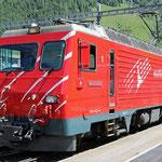 Schweizer-Eisenbahnen - HGe 4/4 II * 1