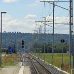 Schweizer-Eisenbahnen Bahnhof St. Katharinental