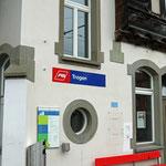 Schweizer-Eisenbahnen - Bahnhof Trogen