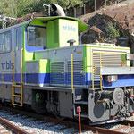 Schweizer-Eisenbahnen - Tm 235 / 091