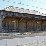 Schweizer-Eisenbahnen - Bahnhof Hauptwil