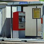 Schweizer-Eisenbahnen Bahnhof Jakobstal