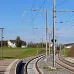 Schweizer-Eisenbahnen Bahnhof Berg TG