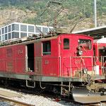Schweizer-Eisenbahnen - HGe 4/4 I * 33