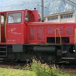 Schweizer-Eisenbahnen - Tm 2/2 * 4971