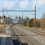 Schweizer-Eisenbahnen Bahnhof Münsterlingen-Scherzingen