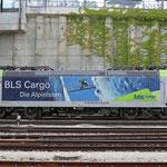 Schweizer-Eisenbahnen - Re 485 / 016