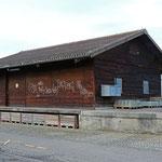 Schweizer-Eisenbahnen - Bahnhof Egnach