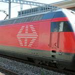 Schweizer-Eisenbahnen - Re 460 * 039