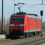 Dezember 2019: DB Lok DB 185 085-8. (Aufnahme vom Februar 2019.)