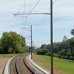 Schweizer-Eisenbahnen Bahnhof Steinebrunn