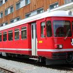 Schweizer-Eisenbahnen - ABDt * 1712