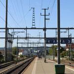Schweizer-Eisenbahnen Bahnhof Oberwinterthur