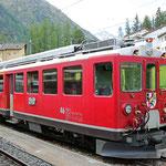 Schweizer-Eisenbahnen - ABe 4/4 * 501
