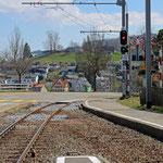 Schweizer-Eisenbahnen Bahnhof Bendlehn