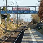 Schweizer-Eisenbahnen Bahnhof Landschlacht